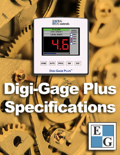 Digi-Gage Plus Specifications