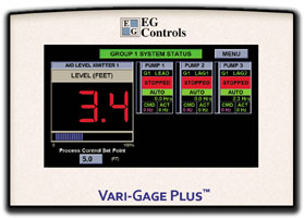 Vari-Gage Plus Electronic Pump Controller