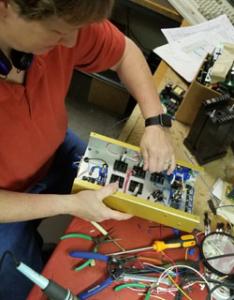 EG Controls Panel shop electronics