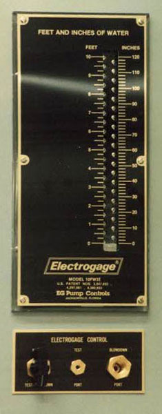 Electrogage Liquid Level Indicator