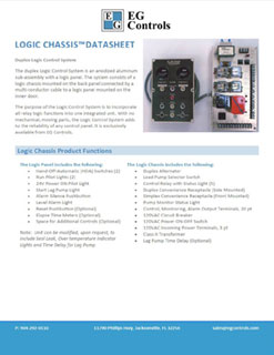 Data Sheet for the Logic Chassis